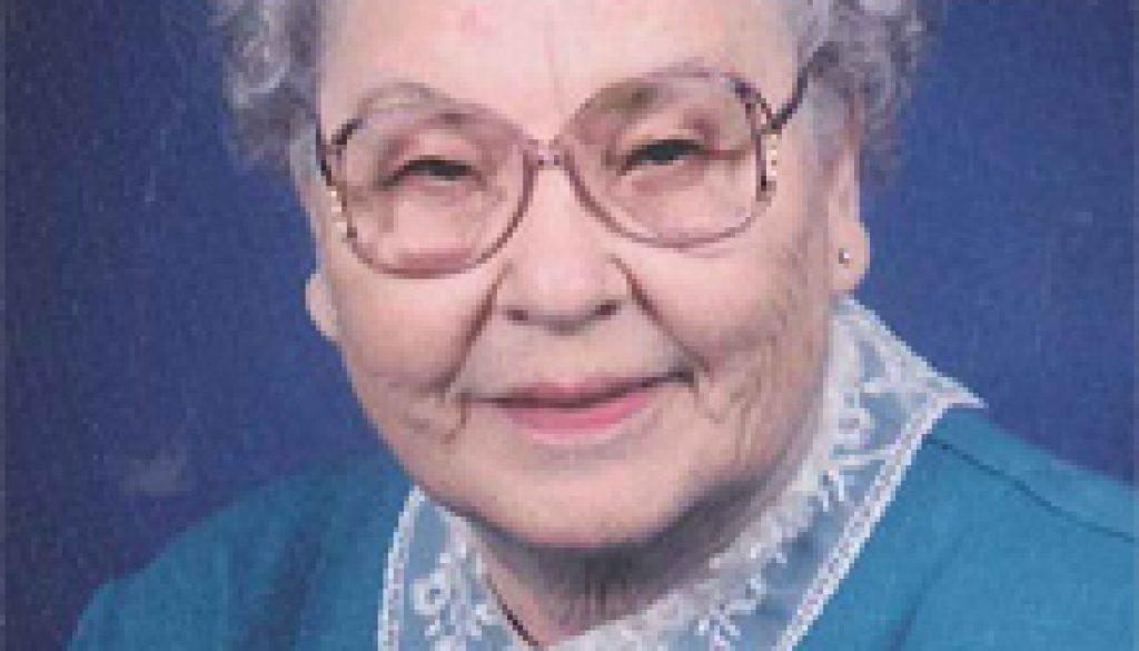 Edith Marie Austill