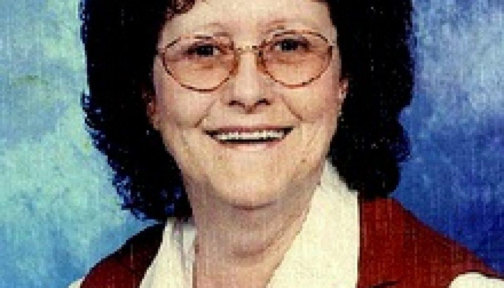 Helen Kaye Drumright