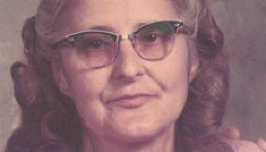 Bessie Lovins