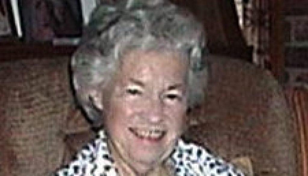 Dorothy Jane Ryburn