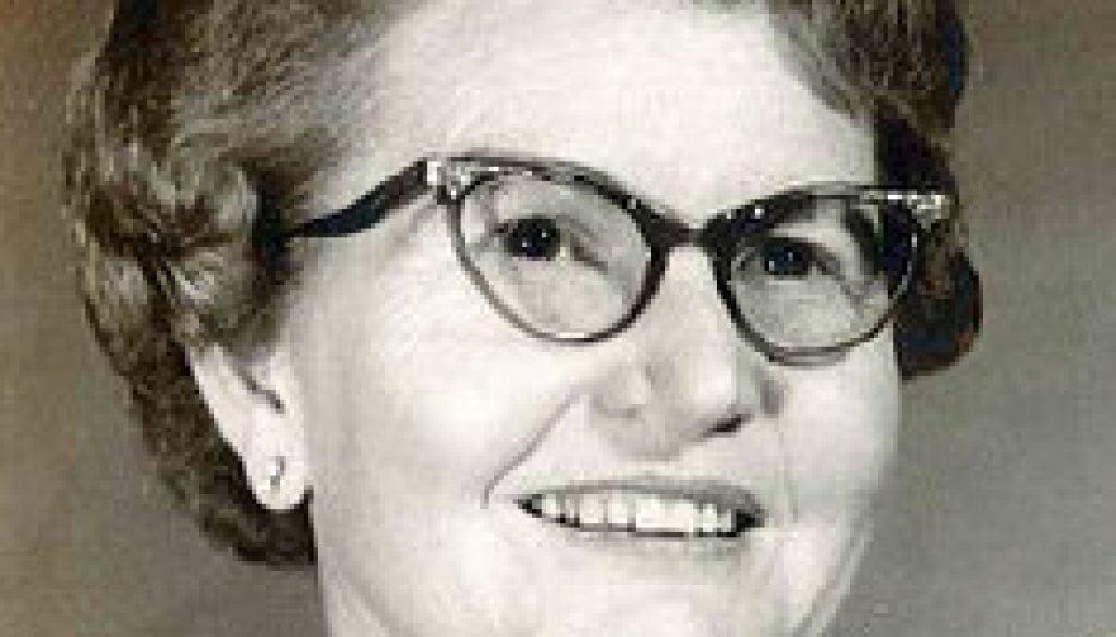 Doris Stout