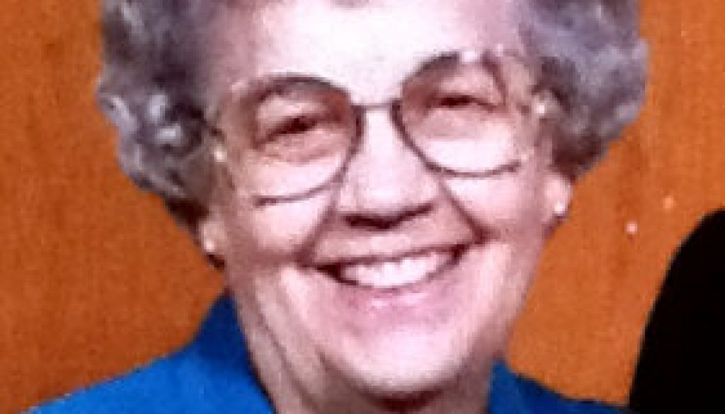 Edna Mae Hooker