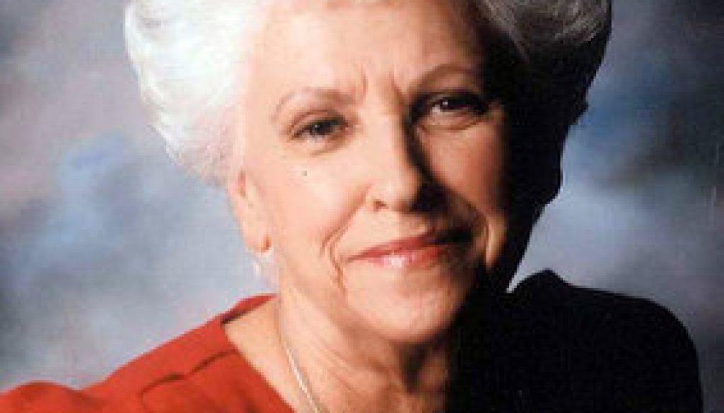 """Helen """"Faye"""" Warren"""