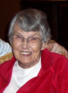 Zalla Gertrude Conger