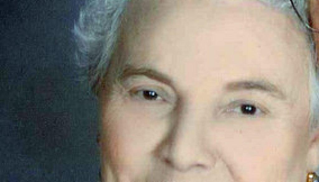 Hazel Faye Harris