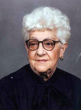 Rosalie Geraldine Hunter