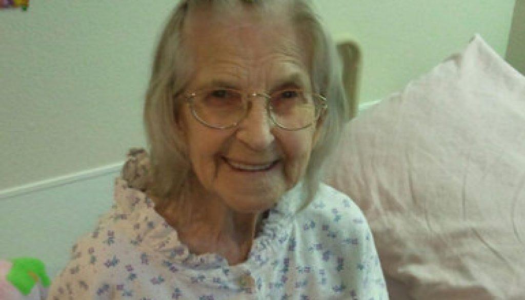 Helen Mary Stallsworth