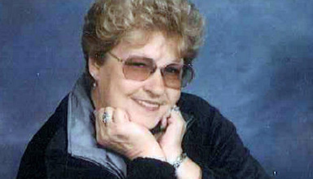 Shirley Ann Mercer