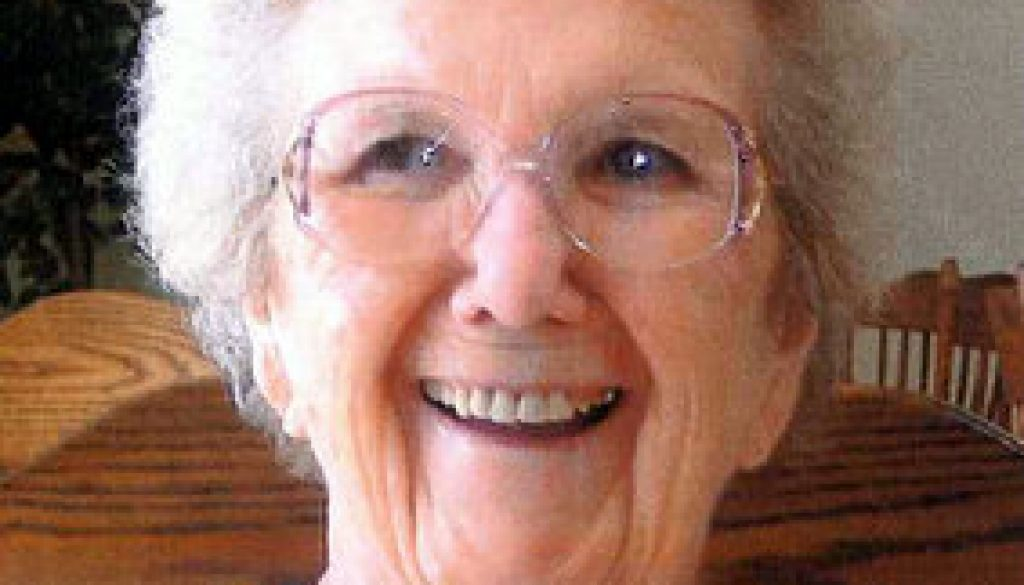 Eva Jessie Featherston