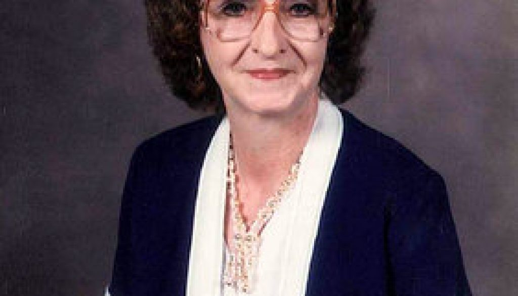 Shirley Mae Gunter