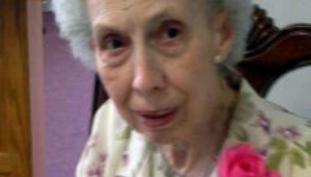 Vera May Wickham