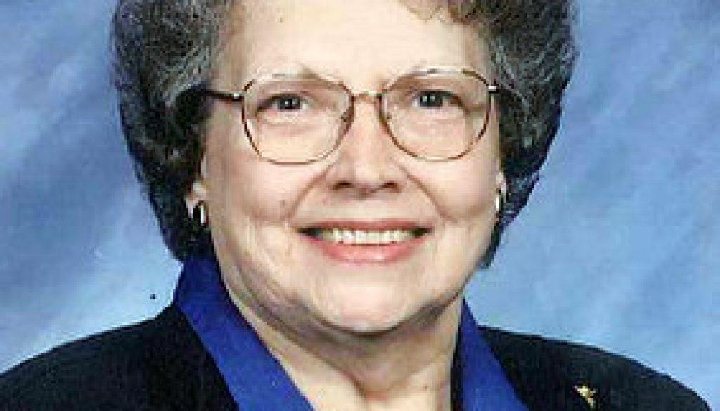 Betty Laverne Moss Walker