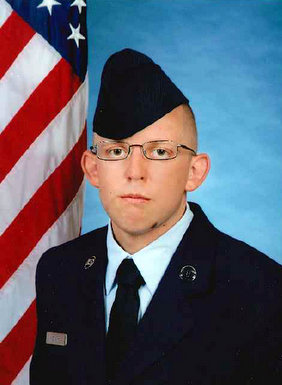Airman First Class Luke Aaron Smith