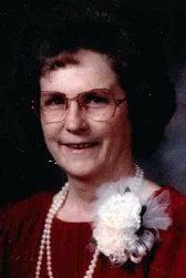 Nellie Pauline Rhine