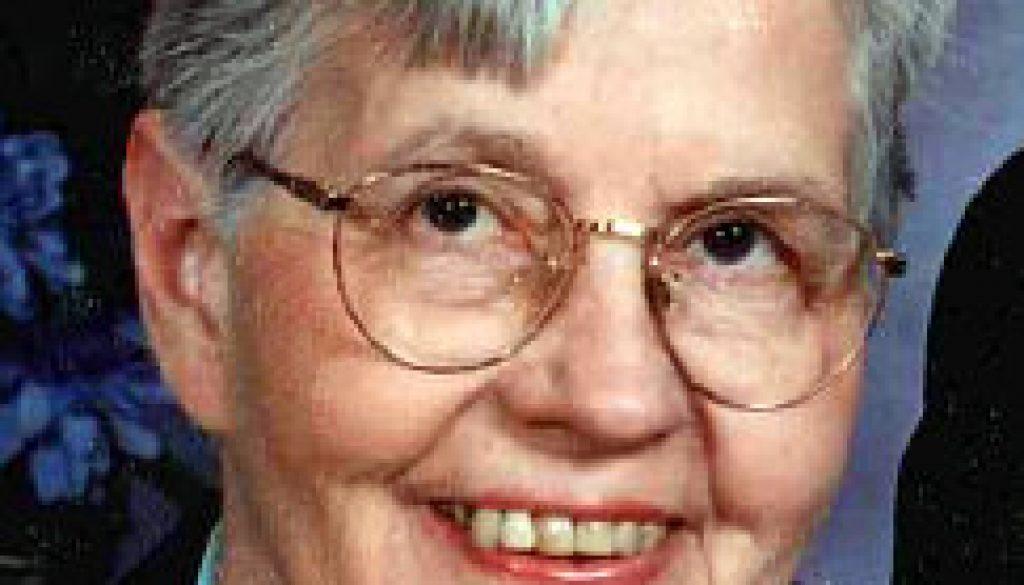 Mary Joyce Thornberry Barrett