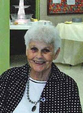 Martha Eva Myers