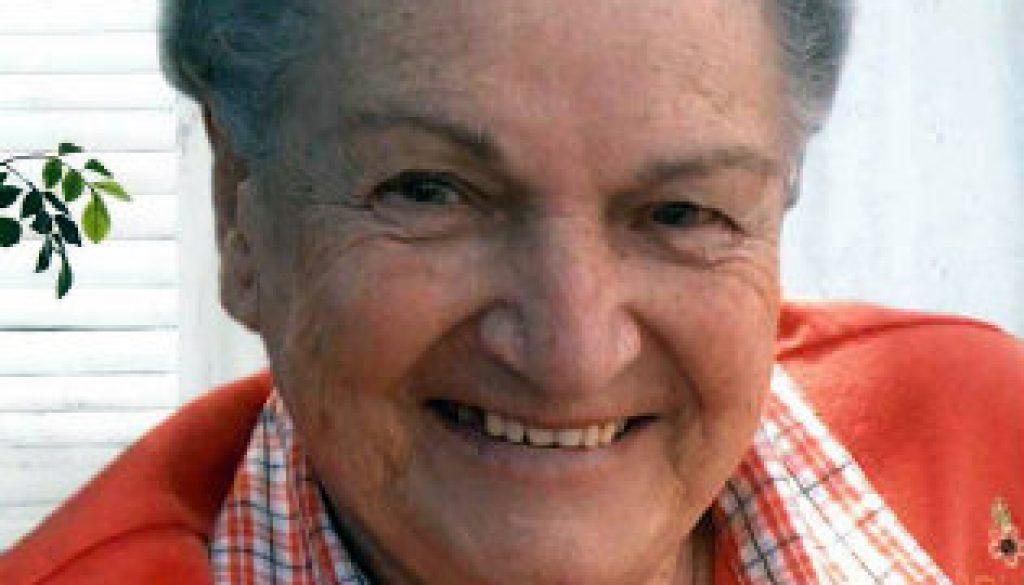 Ruth Marie Potts Weldon