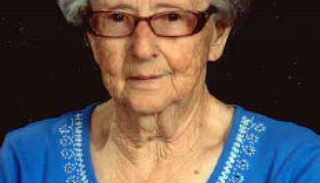 Norma Ruth McWilliams