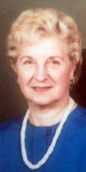 Clara Martha Holman