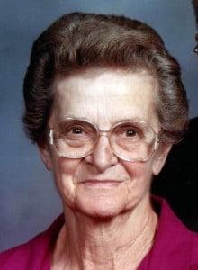 Nona Ellen Strong