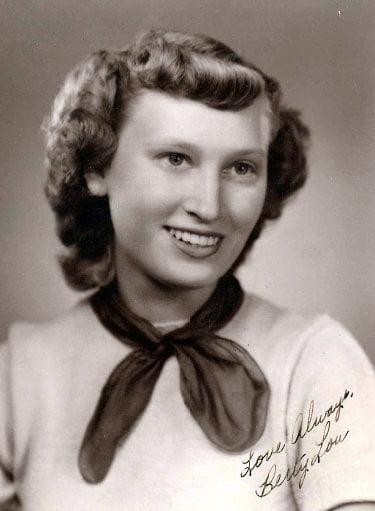 Betty Lou Holland