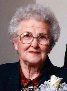 Leota Faye Crawford