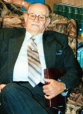 Reverend Ben Edward Glinn