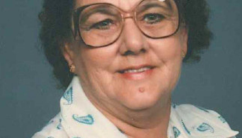 Martha Louise McDaniel Blake