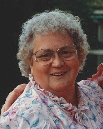 Margaret Neva Libby