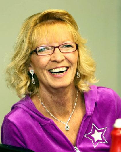 Patricia Jean McAllister