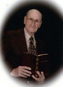 Clyde Albert VonAllmen