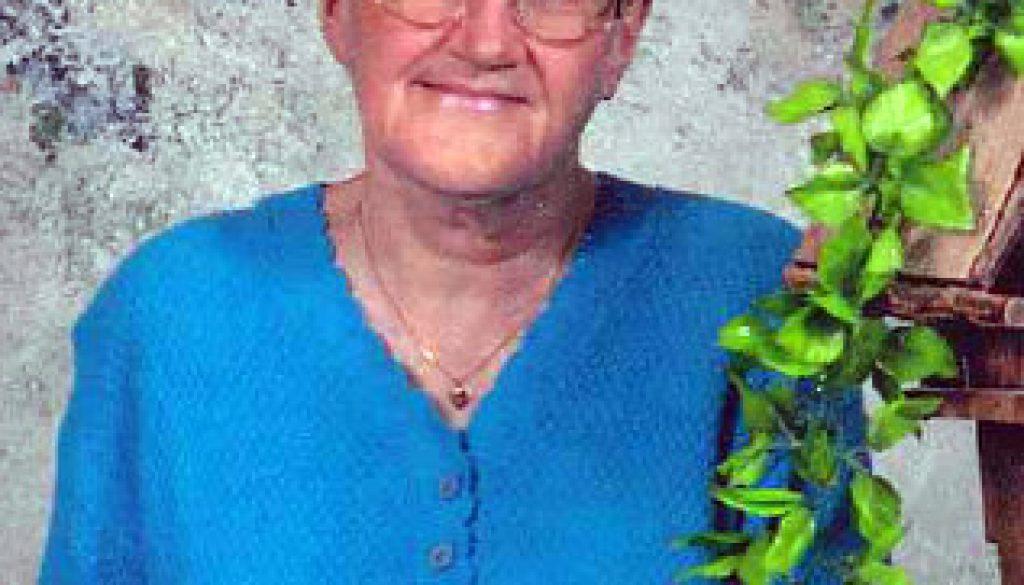 Edna M. Pratt