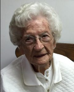 Hazel Irene Bradley