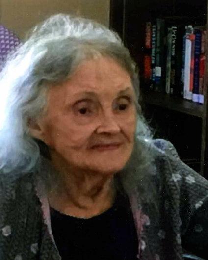 Evelyn Martha Mayton