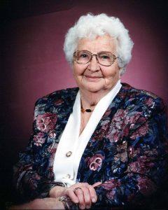 Bertha Eunice Epley Collins