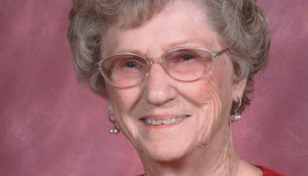 Mary Lou Coffman Miller