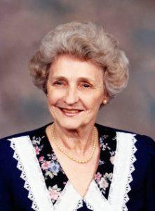 Barbara Lee Nevils