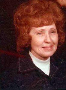 Almeeta Jane Pierce