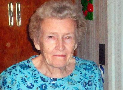 Vernie Pearline Warren Evans