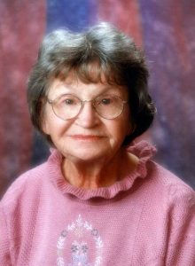 Edith Bertha Brouillette