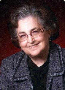 Joyce Anita Von Allmen