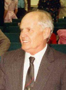 Jesse Earl Drumright