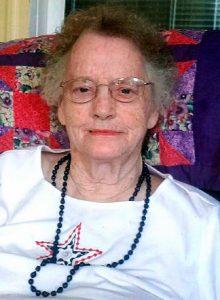 Dorothy Lee Willard