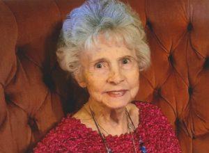 Cleda Mae Hansen