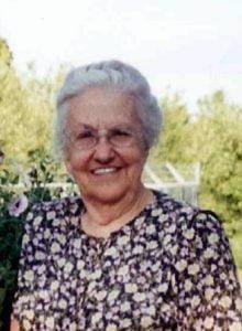 Bernice Helen Waldrop
