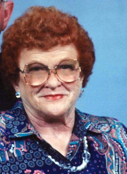 Euna Mae Kimbrough
