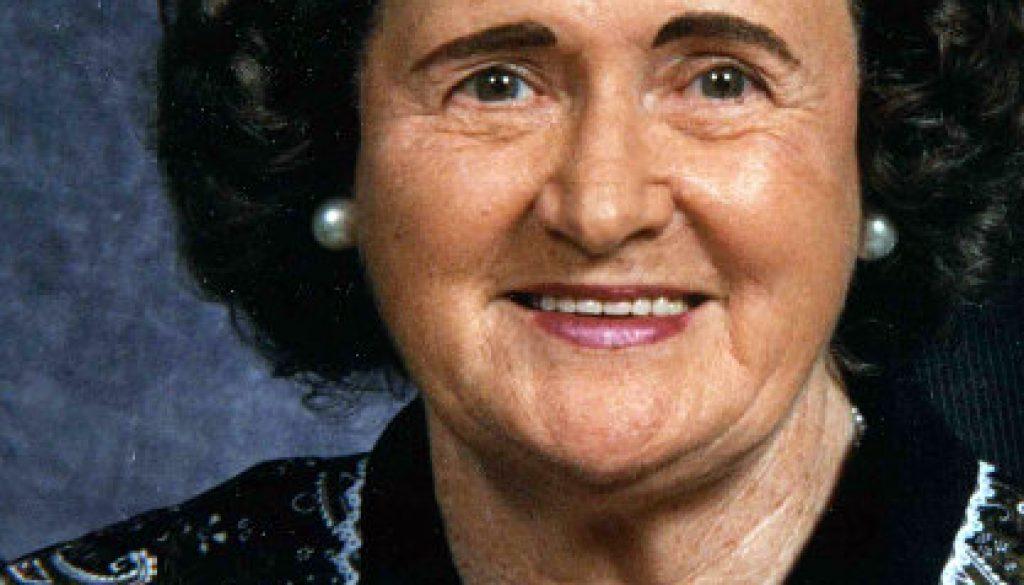 Mary Katherine Boles Bench