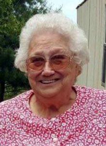 Velma Esther Kingsolver