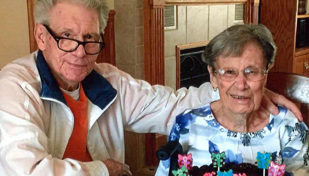 Haydon and Dorothy Nichols