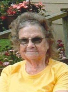 Mildred Wanda Lee Wood